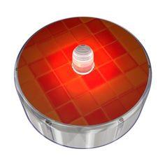 Orange Party Dot Design 004