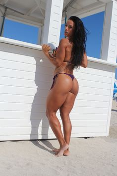 beautiful, muscular legs and butt of gorgeous #Fitness model Sue Lasmar : if you love #Health & #Fitspo Inspiration - you'll love the motivational designs at CageCult MMA Fashion: http://cagecult.com/mma
