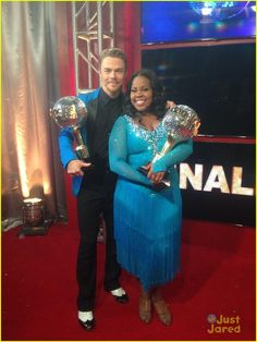 Amber Riley on DWTS Win: 'I Can't Believe It!'   amber riley dwts winner pics 04 - Photo