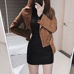 Style up your daily look with our unique MOODLFT® collection in trendy Korean fashion. Shop our exclusively curated chic Korean fashion & K-beauty products. Korean Girl Fashion, Korean Fashion Trends, Ulzzang Fashion, Cute Fashion, Asian Fashion, Grunge Fashion, Fashion Wear, Hijab Fashion, Fashion Styles