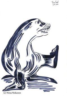 Happy Seal - Fairychamber