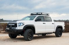 Magnum Bumper for the 2014 Toyota Tundra (pictured with RT-Series Light Bar). 2014 Toyota Tundra, Tundra Truck, Toyota Trucks, 4x4, Jeep, Motorcycles, Cars, Instagram, Ideas