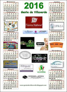 Gente de Villaverde: Calendario Online Oficial de Gente de Villaverde 2...