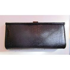 Add the silver attachable chain to jazz it up! Evening Bags, Snake Skin, Jazz, Chain, Elegant, Simple, Silver, Black, Classy