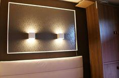Sami to zrobimy: Oświetlenie nad łóżko