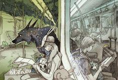 Illustration by Chiara Bautista aka Milk