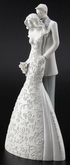 Wedding Topper 'Cherish'