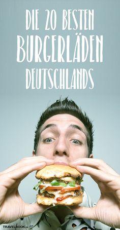 """Der """"Burger City Guide"""", nach eigenen Angaben Deutschlands größte Burgercommunity, hat seine Mitglieder abstimmen lassen, wo im Land es die besten Burger Deutschlands gibt – und die Ergebnisse TRAVELBOOK vorab exklusiv verraten."""
