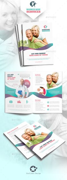 Assisted Living Marketing Brochures Newsletter And Postcards