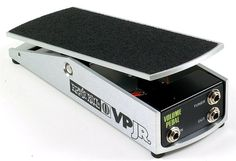 Ernie Ball VP JR 250K Passive Guitar Volume Pedal