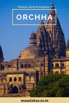 Everything you want to know about this Medieval town from India called Orchha.. History about the Mahals, temples and ruins.. Stories of faith, friendship and love.. Close to Khajuraho and Gwalior, this has to be on your list if you are visiting them.. #Orchha #MadhyaPradesh #India #Architecture #Ruins #History #Heritage #Kahjuraho #Gwalior