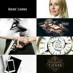 Irene Larra #MdT #ElMinisterioDelTiempo Malec, Shadow Hunters, Irene, Actors & Actresses, Aesthetics, Wallpaper, Libros, Wallpapers