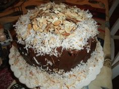almond joy cake 2011