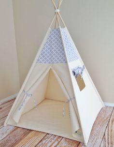 teepee playhouse...