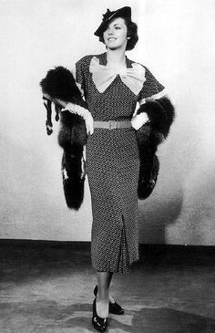"""""""Shug Avery was a woman. The most Beautiful woman I ever saw. She more pretty then my mama. She bout thousand times more prettier then me. I see her there in fours. Her face rouge. Her hair like something tail""""(6). 1930s"""