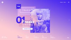 How Stinkdigital created Spotify's Year in Music