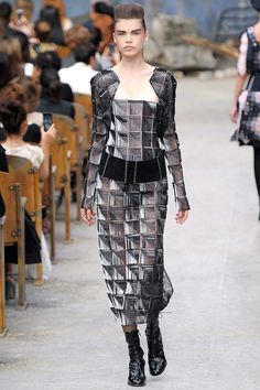 Chanel Haute Couture Fall Winter 2013-2014
