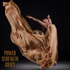 Dance Is...Power, Strength, & Grace given to you by the Holy Spirit. http://4everpraise.com #dance #praisedance