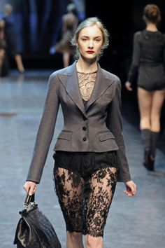 Dolce & Gabbana - Ready-to-Wear - Fall / Winter 2010