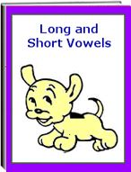 "The eWorkbook titled ""Long  and Short Vowels"" consists of 13 pages. Long vowel and short vowel /a,e,i,o,u/ worksheets include various exercises for a vowels both long and short including: coloring the correct word, matching words to correct vowel, identifying and printing words."