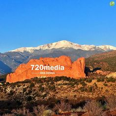 """""""Where focus goes energy flows. This week our big #focus is featuring new websites we've designed. We have so many wonderful projects to add to our portfolio! (Photo taken this morning at Garden of the Gods #ColoradoSprings) . .  http://720media.com (719) 634-7021 Voted No. 1 Web Design Company by the Colorado Springs Business Journal . . #thoughtfortheday #motivationmonday #websitedesigners #inspiration #gardenofthegods #mondaymotivation #motivated #cosprings #wordpress #webdevelopment…"""