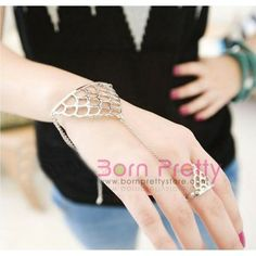 I find an excellent product on @BornPrettyStore, 1pc Bracelet Punk Retro Gold Fish Scale Hand ... at $3.79. http://www.bornprettystore.com/-p-5858.html