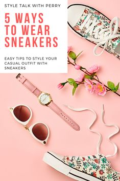 Have you ever thought that Sneakers are the best thing, in this holy world of fashion. Yeah that's true. Sneakers are lifesaving in today's world of fashion. How To Wear Sneakers, Personal Stylist, 5 Ways, World Of Fashion, Casual Outfits, Stylists, Good Things, Fashion Tips, Shoes