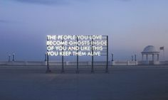 Over the past decade, Scottish artist Robert Montgomery has created text and light installations across the world consisting of short poems made from neon, wood, and fire. Photo by Robert Montgomery. Robert Montgomery, Urban Poetry, Poetry Art, Poetry Books, Jack Kerouac, Modern Metropolis, Neon Lighting, Banksy, Beautiful Words