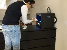 Incredible SeeThrough Prosthetics DPrinted From Titanium A - Designer creates see through 3d printed prosthetics made from titanium