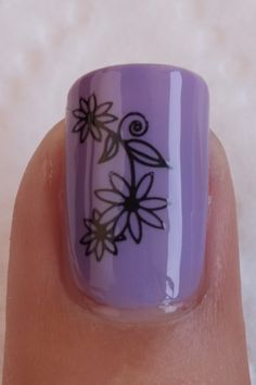 Stamping Nail Art Technique