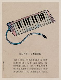 this is not a melodica