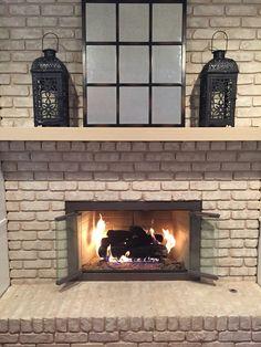 120 best brick anew blog images on pinterest fire places rh pinterest com