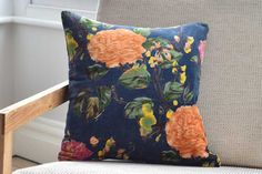 Established in 1980 the Futon Company have been delivering futons and sofa beds to homes across the UK. Furniture For Small Spaces, Deep Blue, Home Accessories, Cushions, Throw Pillows, Living Room, Rose, Toss Pillows, Toss Pillows