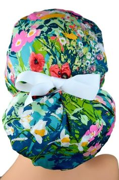 Huge selection of stylish fabric surgical scrub caps and chemo hats for women. Perfect fit, adjustable, Made in the USA. Scrub Caps, Hats For Women, Ponytail, Scrubs, Baby Car Seats, Perfect Fit, Career, Usa, Stylish