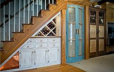 under stairs built ins | love under the stairs built ins | For the Home