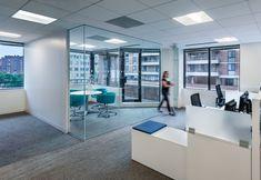 Treliant Offices by OTJ Architects, Washington DC » Retail Design Blog
