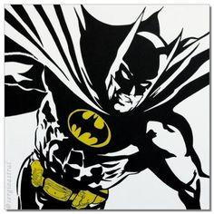 Batman quadro pop arte - R$380.00