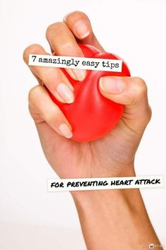 7 Amazingly Easy Tips to Prevent Heart Attack » Anti-Aging, Beauty, Personal Care | How To Have A Better Sex Life | Scoop.it