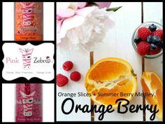 Pink Zebra recipe: Orange Berry