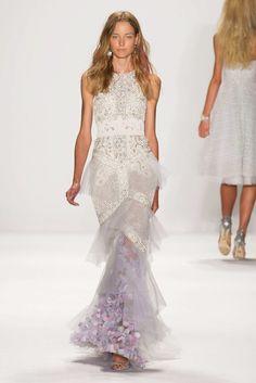 Badgley Mischka Collection S/S 15 - NY Fashion Week NYFW
