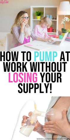 How To Pump At Work Without Losing Your Breast Milk Supply Breastfeeding And Bottle Feeding, Breastfeeding And Pumping, Baby Feeding, Pumping Bag, Pumping At Work, Gentle Parenting, Kids And Parenting, Tire Lait, Pumping Schedule