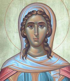 Πνευματικοί Λόγοι: Αγία Μεγαλομάρτυς Ευφημία