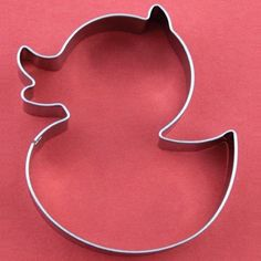 Yellow Duck Stainless Steel Cookie Cutters ebay