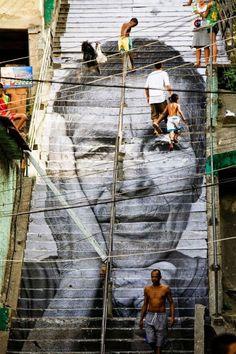 Steps in Rio de Janeiro, Brazil, #homesbyjohnburke #GTAHomes4U @GTAHomes4U #IMHOME