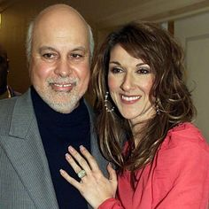 Celine Dion And Her Husband Ren Ang Lil 26 Years