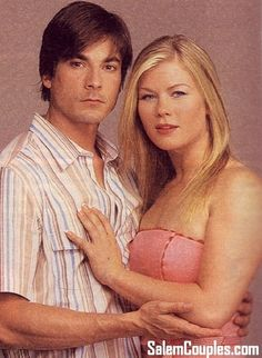 Photo of Lucas and Sami for fans of Days of Our Lives 15037499 Alison Sweeney, Casting Pics, Tv Couples, We Are Young, Television Program, Days Of Our Lives, Life Photo, Life Images, Our Life
