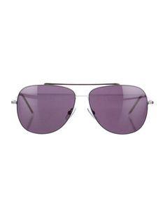 Dior Homme Square Aviator Sunglasses