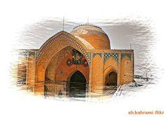 Mosque  jame kashanقدمت قرن اول هجری