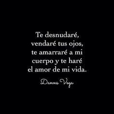 Palabras de Amor y de Aliento ❤ Danns Vega.