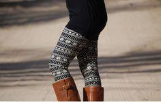 Black Aztec Tribal Heart Leggings Womens Leggings Printed Leggings Yoga Leggings Workout Leggings Yoga Pants Tights BEST SELLER (12.00 USD) by 1215Clothing
